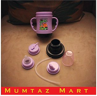 Imported 3 in 1 baby drinking cup and feeder feeding bottle BPA Free Plastic Mi…