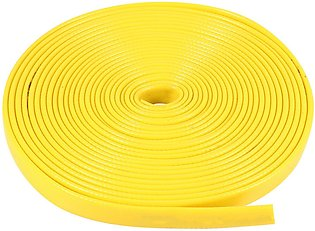 10M 1/2 inch Yellow Garden Hose Cold-Resistance Compatible Water Hose Tube Lawn…