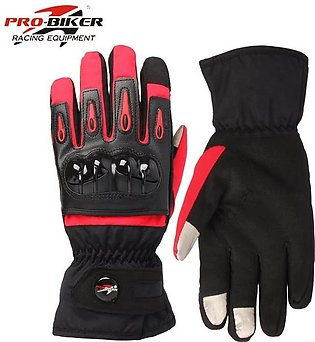 PRO BIKER MTV-08 Winter Style Skiing Windproof Waterproof Cold-resistant Therma…