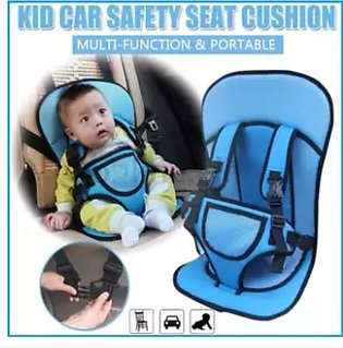 Imported Quality Multifuction Infant Safety Seat Cushion Portable Baby Safe Str…