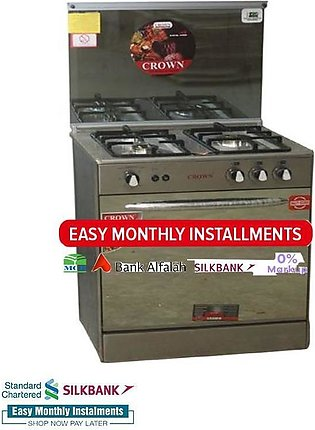 HS2 - Cooking Range 27  - Silver