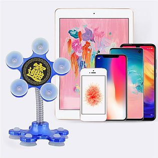 Portable Suction Cup Car Phone Mount Bracket Windshield Phone Holder