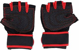 Gym Gloves Fitness Weight Lifting Gloves Body Building Training Sports Exercise…