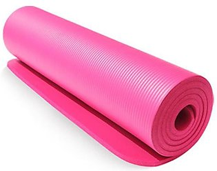 10mm Yoga Mat Exercise Pad Thick Non Slip Folding Gym Fitness Mat Pilates Outdo…