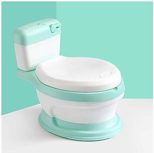 Baby Toilet Training Potty Seat for Boys and Girls with Upper Closing Lid and R…