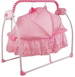 Imported Baby Cradle Electric Swing - Blue