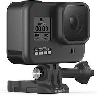 GoPro HERO8 Black - Waterproof Action Camera with Touch Screen 4K Ultra HD Vide…