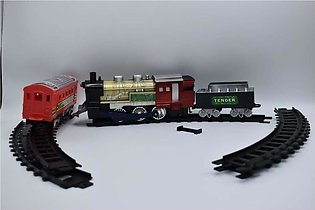 Fast Forward Battery Operated Train Toy