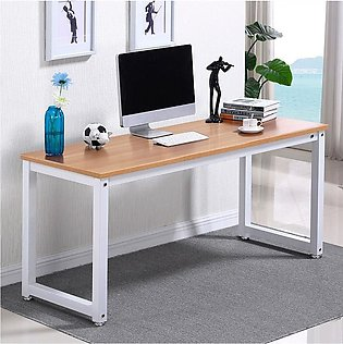 Modern Computer Desk Writing Study Table Dining Table for Home Office, PC Lapto…
