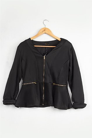 Autumn And Winter New Western Style Jacket