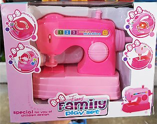 AR Traders Small Electric Appliances Series Play Home Toy for Girls Kids Sewing…