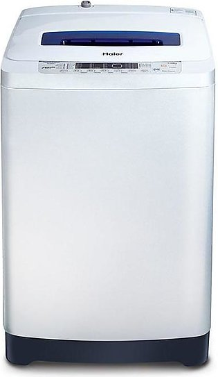 Haier Automatic Washing Machine - 7 Kg - HWM-75-918 - White