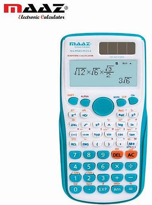 SCIENTIFIC CALCULATOr MA-991ES