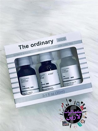 3IN1 - the ordinary vico skin care peeling solution