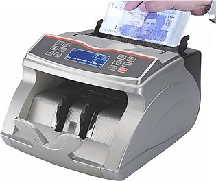 CASH COUNTING MACHINE + 100% FakNote Detection