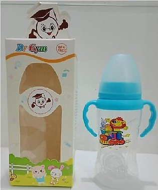 Dr.Gym Baby Feeder 350ml Blue