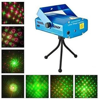 Mini Stage Laser Decorative Fun Light