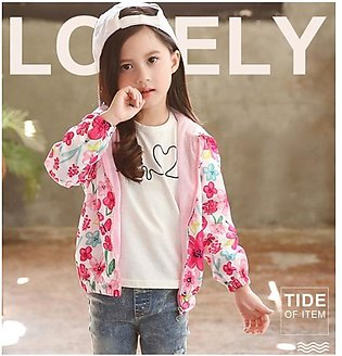 Boys girls jacket children's hooded windbreaker infant waterproof hooded shirt …