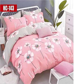 Double Bed Sheets - 100% Cotton - Soft and Comfortable - Supreme Quality - Prin…