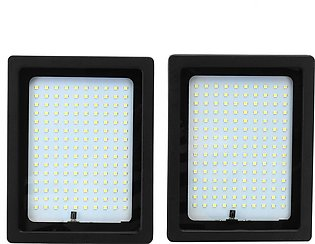 20W Waterproof 150 LED Flood Light Remote Control Light Sensor Solar Light