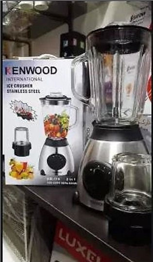 KENWOOD 1.5L Large Capacity Multifunction Ground Meat Grind Electric Kitchen Bl…