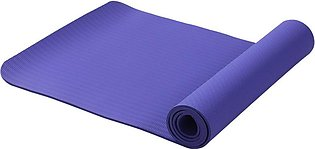 Hot Intense Fit Multi-Purpose Non-Slip Yoga Mat Exercise Pad With Carry Straps