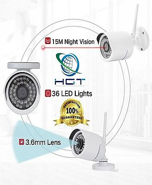Wireless Security Cameras- 1080P Hd Wifi Ip Camera (S)