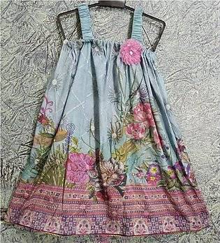 embroided frock,3-4 year baby girl.