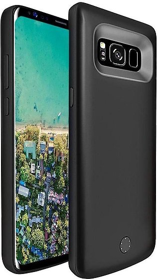 5500 mAh Power Case for Samsung Galaxy S8 Protective Cover
