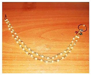 Indian Nose Nath Small 2 Line Chain Mhg
