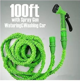 Magic Hose Water Pipe For Garden & Car Wash - 100Ft