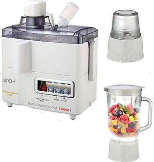 Professional Juicer 3 in 1 / Juicer Blender And Grinder