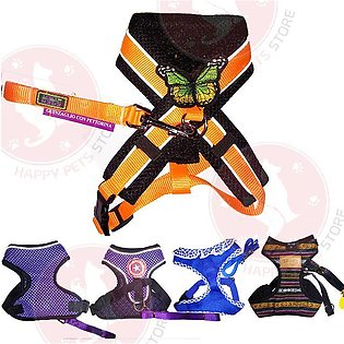 Breathable Small Dog & Cat Harness