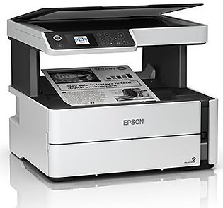 Epson EcoTank Monochrome M2140 All-in-One Ink Tank Printer (LASER LIKE PRINTING)