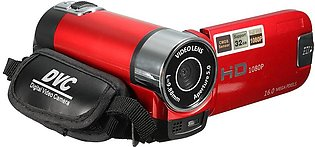 "2.7"" Digital Video Camcorder 1080P Camera red"