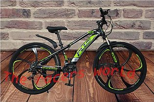 Plus 26 inch star rim cycle - 10 gears front and back - bicycle - mountain bike…
