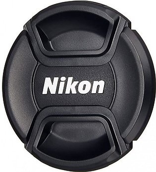 Nikon Lens Cap LC - 52 For 18-55mm AF-S 18-55mm f/3.5-5.6G