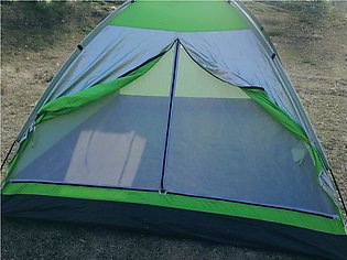 Parachute Camping Tent For 4 to 6  Person With PE Floor