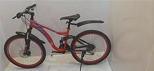 CB-780 Bicycle (Green&Red)