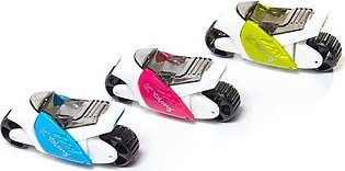 Pack of 3 - Heavy Bike Style Pencil Sharpeners