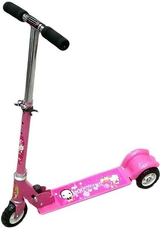 Scooty for Kids - Pink