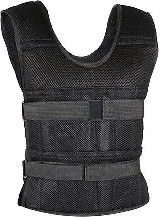 TE Adjustable Weighted Vest Workout Exerciser for Boxing Training Fitness