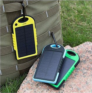 Solar Energy … Water Proof 30000 Mah Fast Power Bank Portable With Bright Led