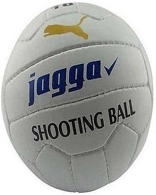 Pack of 2 - Shooting Ball (Jagga Super) and Volley Ball Net