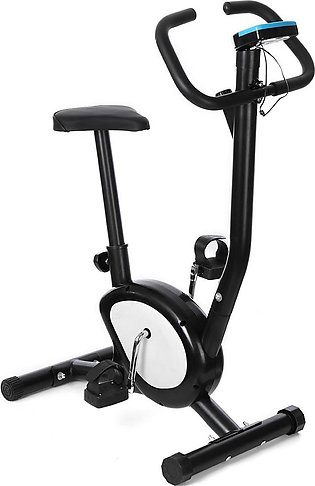 Portable Adjustable Home Cycling Trainer Exercise Bike Cycle Fitness Machine -