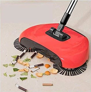New Sweep Drag All-in-One Household Hand Push Rotating Sweeping Broom, Room and…