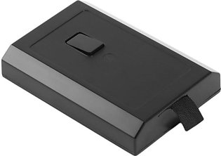 Hard Disk 250GB HDD Case Hard Drive Enclosure Box Shell Cover for Xbox 360-black