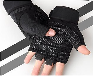 APOLLO WEIGHT LIFTING TRAINING GYM GLOVES FAWG25