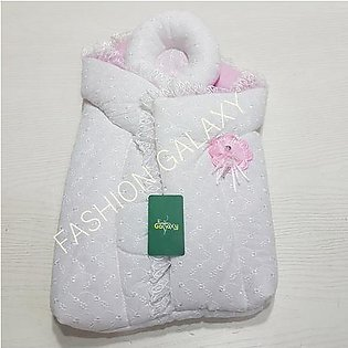 Pink Baby Nest With 1 Pillow