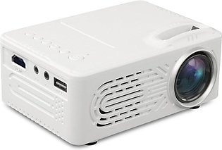 1080P 4K 7000LM LED Mini Projectors Full HD Movie Home Theater Projector